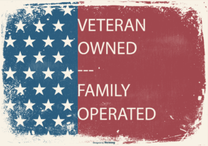 Veteran Owned Family Operated